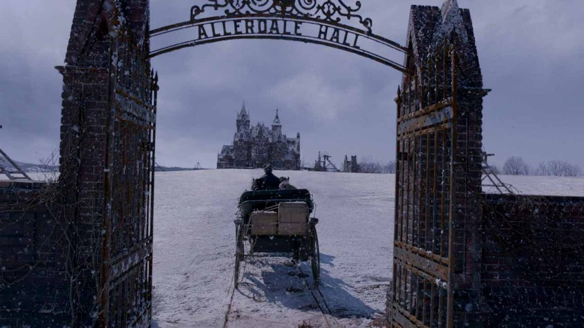 """Beware of Crimson Peak..."""
